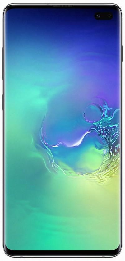 Smartphone Mobilný telefón Samsung Galaxy S10 Plus, 8GB/128GB, zelená