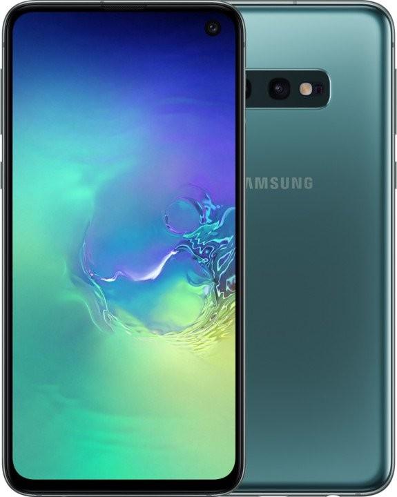 Smartphone Mobilný telefón Samsung Galaxy S10e 6GB/128GB, zelená