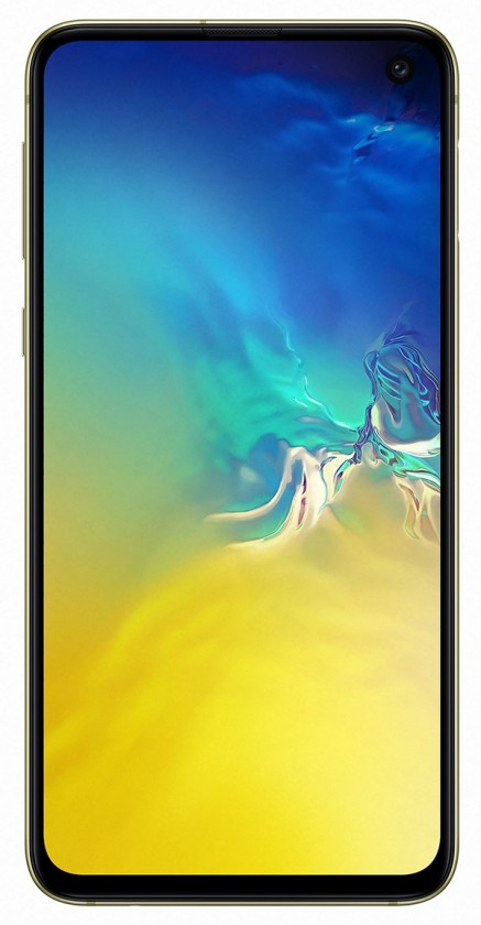 Smartphone Mobilný telefón Samsung Galaxy S10e 6GB/128GB, žltá