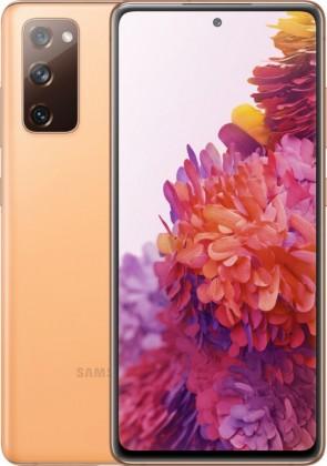 Smartphone Mobilný telefón Samsung Galaxy S20 FE 6GB/128GB, oranžová