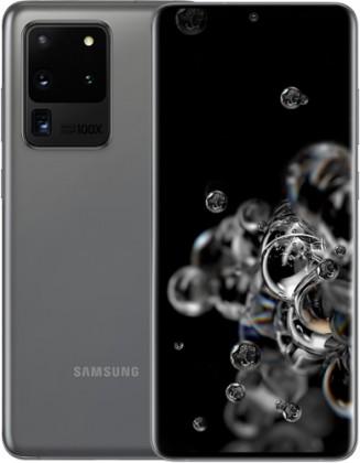 Smartphone Mobilný telefón Samsung Galaxy S20 Ultra 5G, 12GB/128GB, šedá