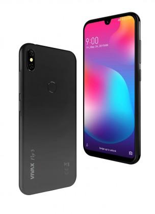 Smartphone Mobilný telefón Vivax Fly 5 4GB/64GB, šedá