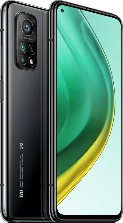 Smartphone Mobilný telefón Xiaomi Mi 10T Pro 8GB/128GB, čierna