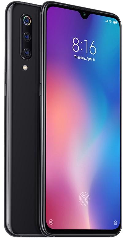 Smartphone Mobilný telefón Xiaomi Mi 9 6GB/64GB, čierna
