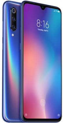 Smartphone Mobilný telefón Xiaomi Mi 9 6GB/64GB, modrá