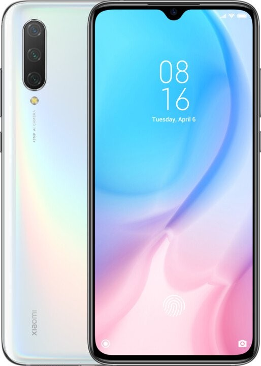 Smartphone Mobilný telefón Xiaomi Mi 9 LITE 6GB/128GB, biela