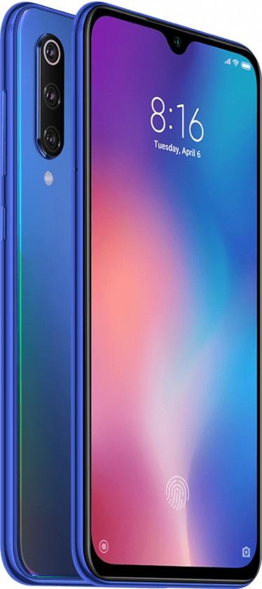 Smartphone Mobilný telefón Xiaomi Mi 9 SE 6GB/128GB, modrá