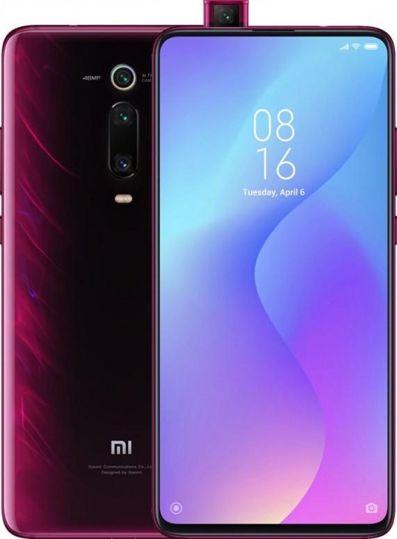 Smartphone Mobilný telefón Xiaomi Mi 9T 6GB/128GB, červená