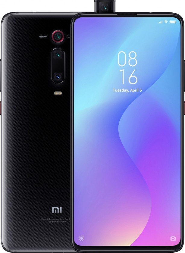 Smartphone Mobilný telefón Xiaomi Mi 9T 6GB/128GB, čierna
