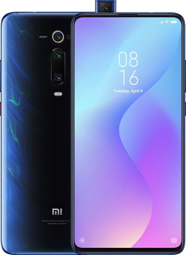 Smartphone Mobilný telefón Xiaomi Mi 9T 6GB/128GB, modrá