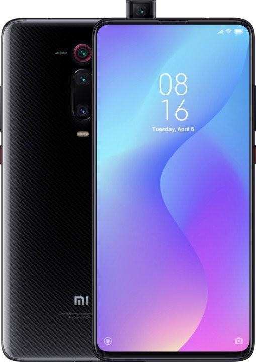 Smartphone Mobilný telefón Xiaomi Mi 9T 6GB/64GB, čierna
