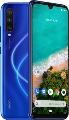 Smartphone Mobilný telefón Xiaomi Mi A3 4GB/128GB, modrá
