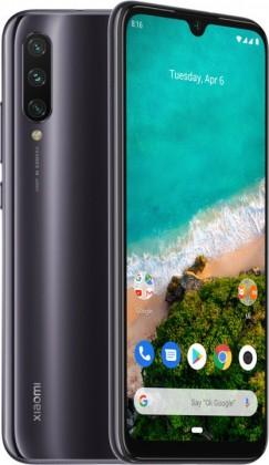 Smartphone Mobilný telefón Xiaomi Mi A3 4GB/128GB, sivá