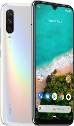 Smartphone Mobilný telefón Xiaomi Mi A3 4GB/64GB, biela