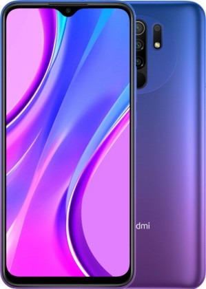 Smartphone Mobilný telefón Xiaomi Redmi 9 4GB/64GB, fialová