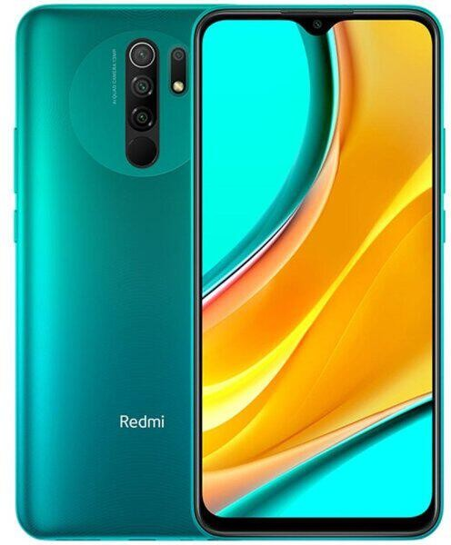 Smartphone Mobilný telefón Xiaomi Redmi 9 4GB/64GB, zelená