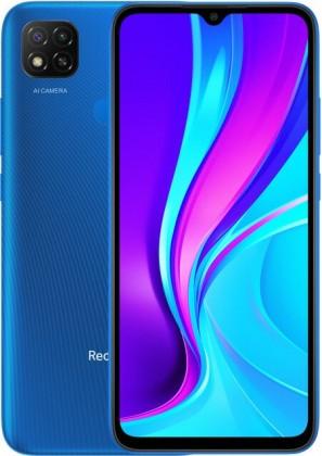 Smartphone Mobilný telefón Xiaomi Redmi 9C 3GB/64GB, modrá