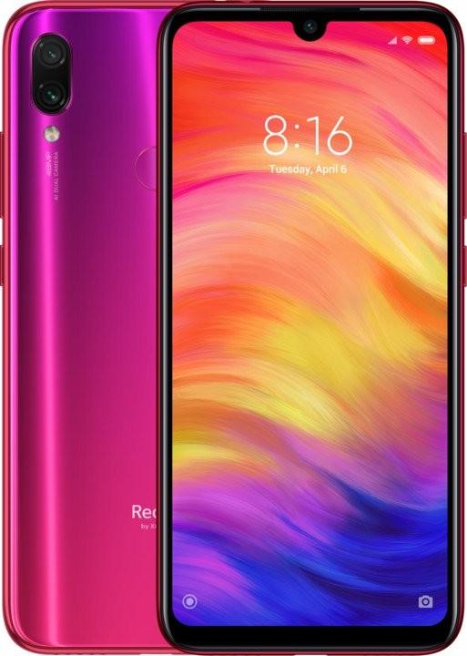 Smartphone Mobilný telefón Xiaomi Redmi NOTE 7 4GB/128GB, červená