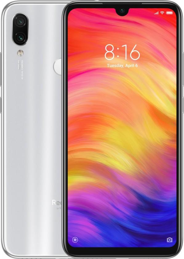 Smartphone Mobilný telefón Xiaomi Redmi NOTE 7 4GB/64GB, biela