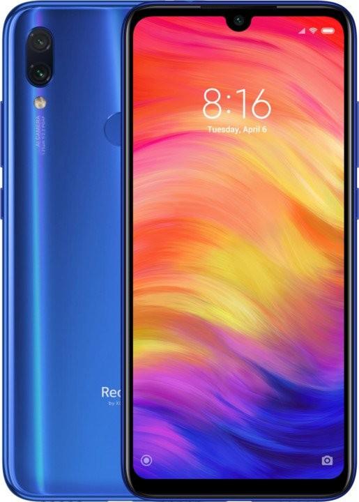 Smartphone Mobilný telefón Xiaomi Redmi NOTE 7 4GB/64GB, modrá