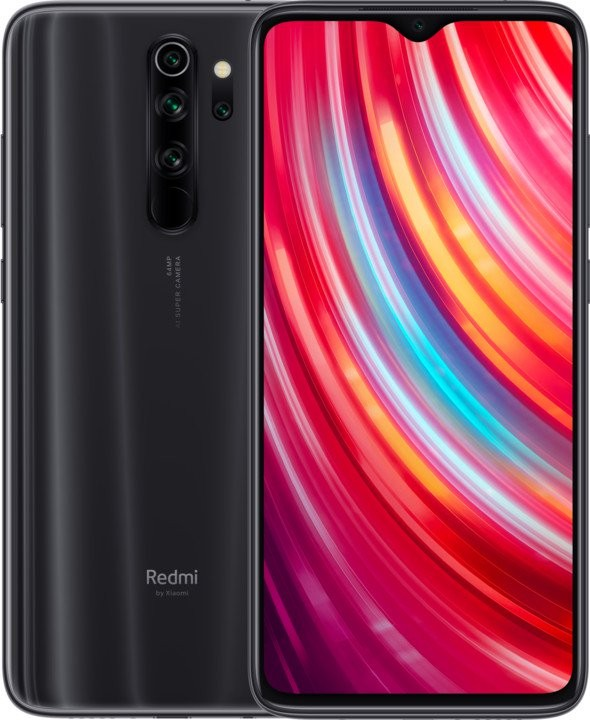 Smartphone Mobilný telefon Xiaomi Redmi Note 8 Pro 6GB/128GB, čierna