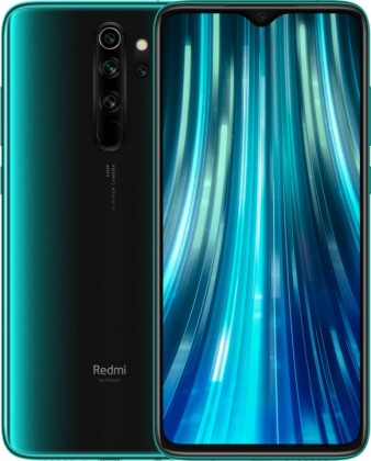 Smartphone Mobilný telefón Xiaomi Redmi Note 8 Pro 6GB/128GB, zelená
