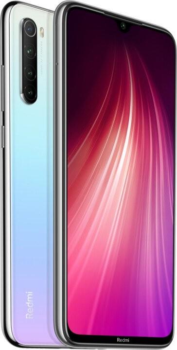 Smartphone Mobilný telefón Xiaomi Redmi Note 8T 4GB/64GB, biela