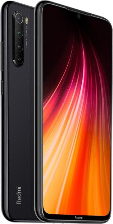 Smartphone Mobilný telefón Xiaomi Redmi Note 8T 4GB/64GB, čierna