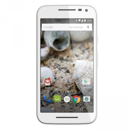 Smartphone Motorola Moto G 16GB biela