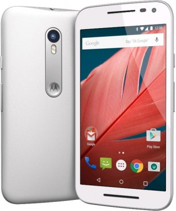 Smartphone Motorola Moto G 16GB biela ROZBALENÉ