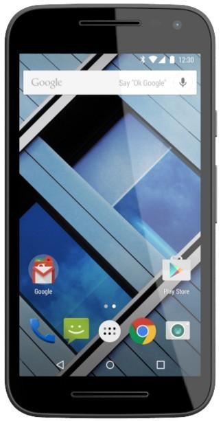 Smartphone Motorola Moto G 16GB, čierna ROZBALENÉ