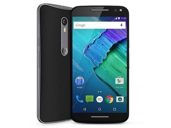 Smartphone Motorola Moto X Style 16 GB, čierna