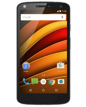 Smartphone Motorola X Force 32GB čierna