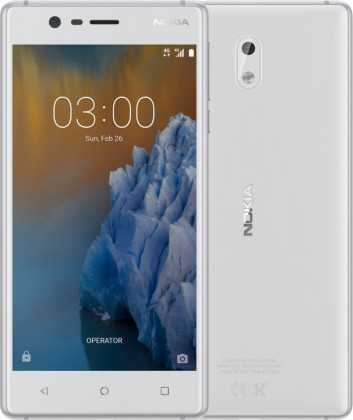 Smartphone NOKIA 3 DS White