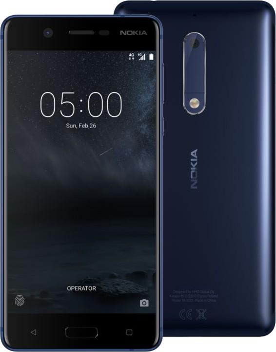 Smartphone NOKIA 5 DS Blue