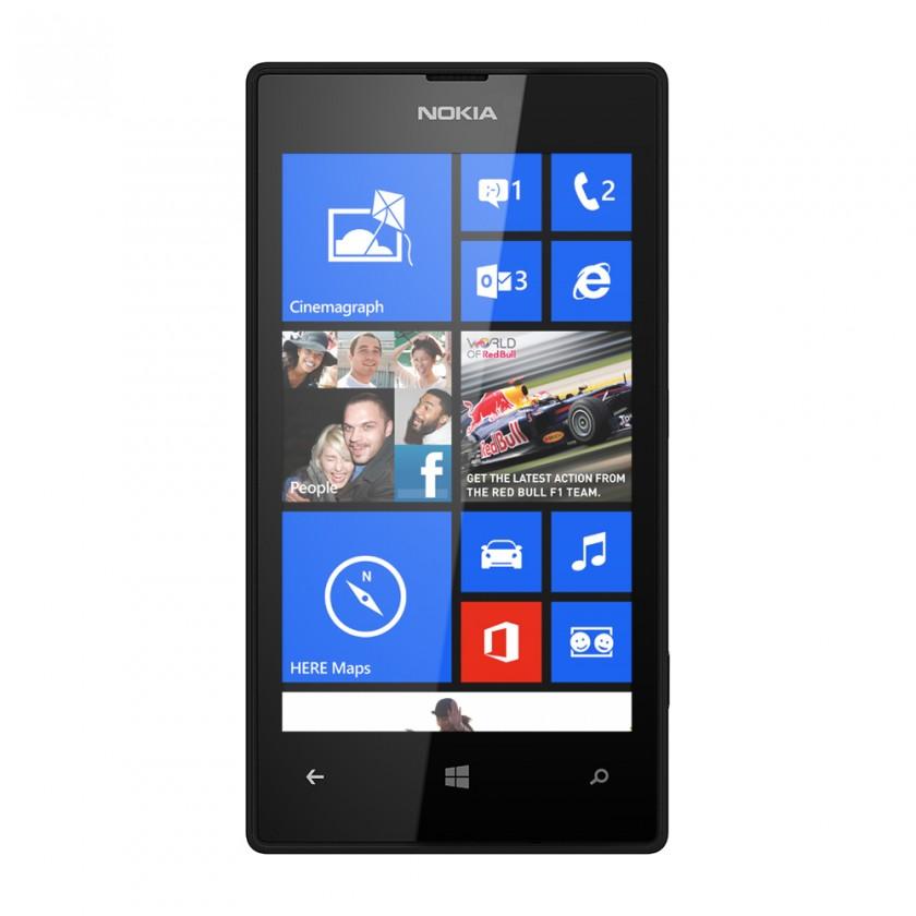 Smartphone  Nokia Lumia 520 Black