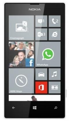 Smartphone  Nokia Lumia 520 White