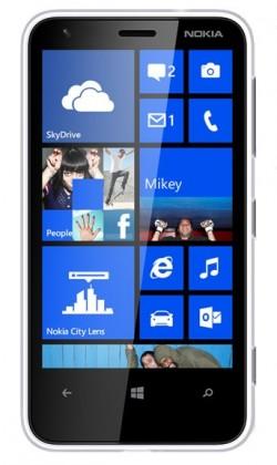 Smartphone Nokia Lumia 620 bílá ROZBALENO