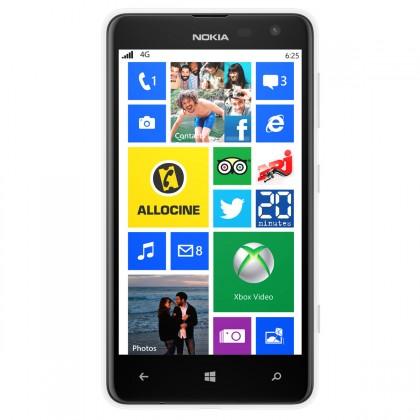 Smartphone  Nokia Lumia 625 White