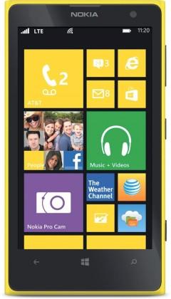 Smartphone Nokia Lumia 630 Bright Yellow Dual SIM + Black zadní kryt ROZBALE