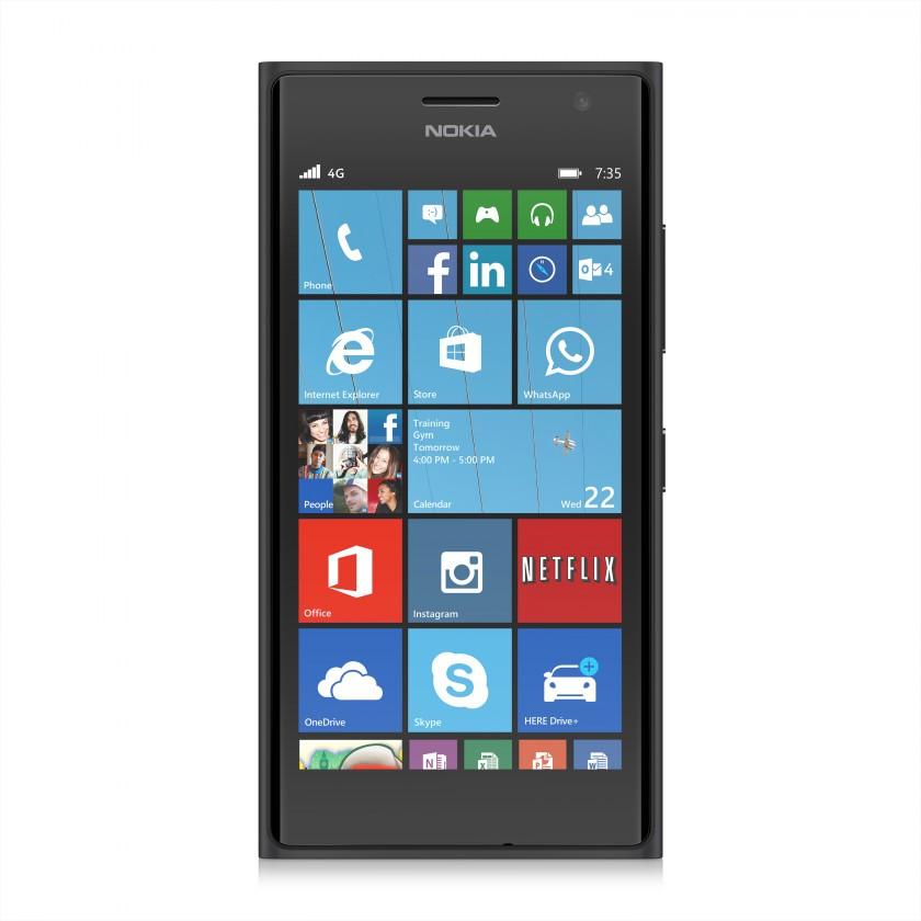 Smartphone Nokia Lumia 735 Dark Grey