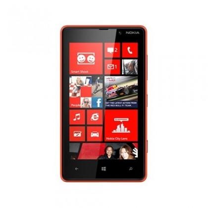 Smartphone  NOKIA Lumia 820 Red