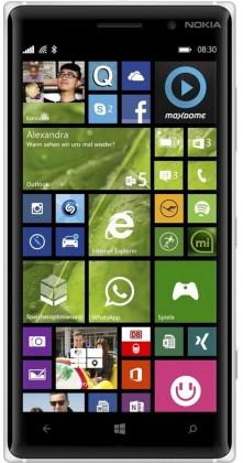 Smartphone Nokia Lumia 830 Bright Green