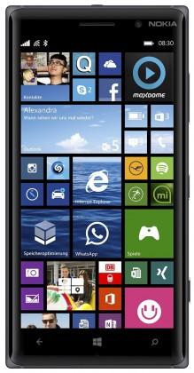 Smartphone Nokia Lumia 830 White