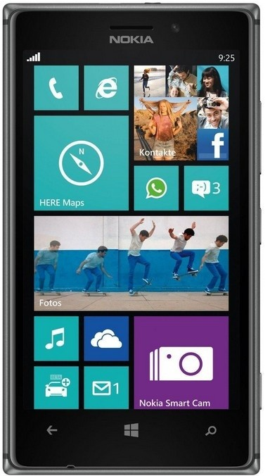 Smartphone Nokia Lumia 925 Grey
