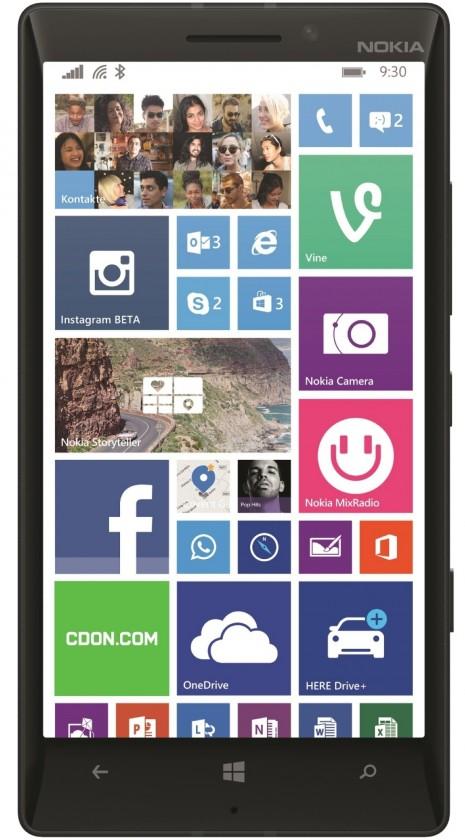 Smartphone Nokia Lumia 930 Black