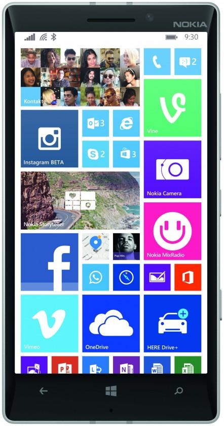 Smartphone Nokia Lumia 930 White