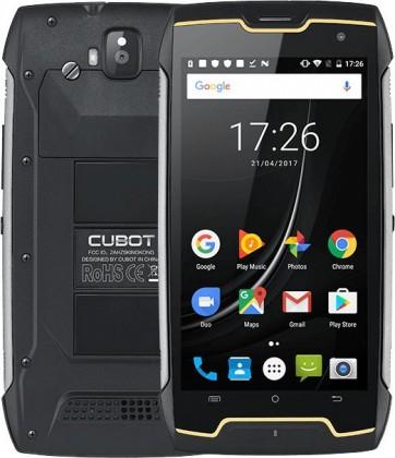 Smartphone Odolný telefón Cubot King Kong 2GB/16GB, čierna POUŽITÉ, NEOPOTRE