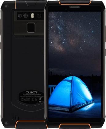 Smartphone Odolný telefón Cubot King Kong 3 4GB/64GB, čierna