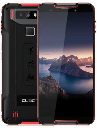 Smartphone Odolný telefón Cubot Quest 4GB/64GB, červená